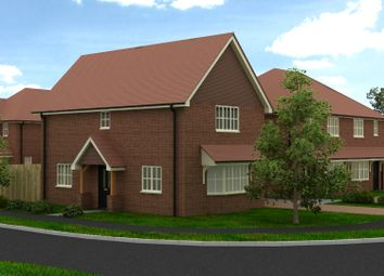 Thumbnail 3 bed detached house for sale in Baddesley Close, North Baddesley, Southampton