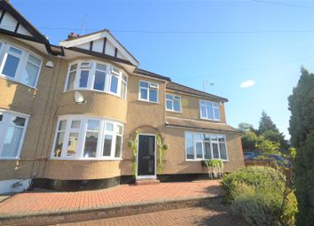 Thumbnail 5 bed end terrace house for sale in Crossway, Woodford Green