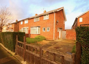 Thumbnail 3 bed semi-detached house for sale in Hammond Drive, Darlington