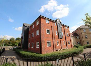 Thumbnail 2 bed flat for sale in Jubilee Crescent, Needham Market, Ipswich
