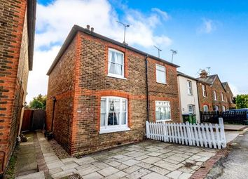 Thumbnail 2 bed semi-detached house for sale in Cobham, Surrey