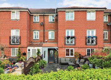 Thumbnail 4 bed town house for sale in Node Way Gardens, Welwyn