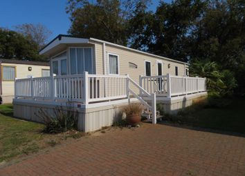 Thumbnail 2 bed mobile/park home for sale in Seaview Avenue, West Mersea, Colchester