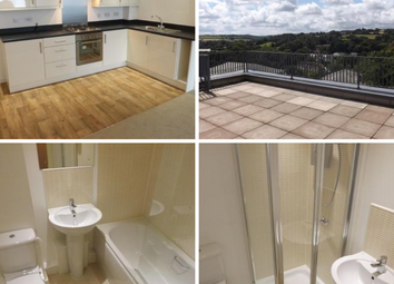 Thumbnail 2 bed flat to rent in Trinity Street, St Austell