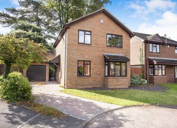Thumbnail 4 bed detached house for sale in Willowherb Close, Prestbury, Cheltenham, Gloucestershire