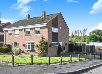 Thumbnail 3 bed semi-detached house for sale in Pippin Hill, Denby Village, Ripley