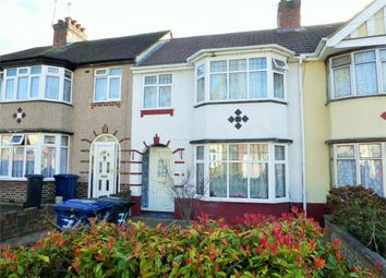 Thumbnail 3 bed terraced house for sale in Rydal Crescent, Perivale, Greenford, Greater London