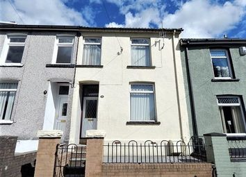 Thumbnail 3 bed terraced house for sale in Tillery Road, Abertillery
