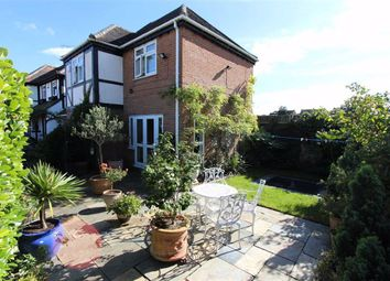 Thumbnail 3 bed semi-detached house for sale in The Poplars, Abridge, Essex