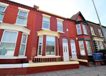 Thumbnail 3 bed terraced house for sale in Thornycroft Road, Wavertree, Liverpool, Merseyside