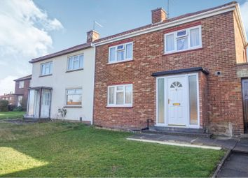 Thumbnail 2 bed semi-detached house for sale in Chalcombe Avenue, Northampton