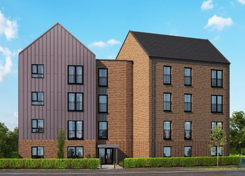"Thumbnail 2 bed flat for sale in ""The Waterloo"" at Pinkston Road, Glasgow"