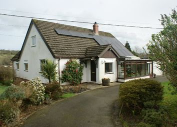 Thumbnail 3 bed detached bungalow for sale in Cardigan Road, Newcastle Emlyn