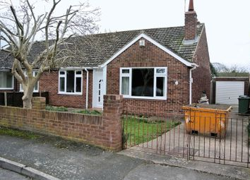 Thumbnail 2 bedroom semi-detached bungalow for sale in Rivermead Close, Gloucester