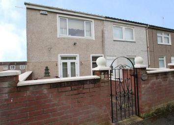 Thumbnail 2 bedroom end terrace house for sale in Kilchoan Road, Craigend, Glasgow