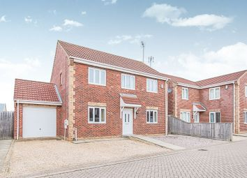 Thumbnail 4 bed detached house for sale in Beechings Close, Wisbech St. Mary, Wisbech