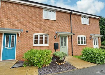 Thumbnail 2 bed terraced house for sale in Brackenfield Close, Grassmoor, Chesterfield, Derbyshire