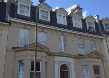 Thumbnail Studio to rent in Garfield Terrace, Plymouth