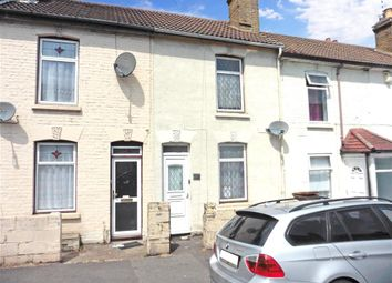 2 bed terraced house for sale in Albany Road, Chatham, Kent ME4