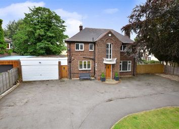 Thumbnail 5 bed detached house for sale in Sutton Lane, Byram, Knottingley