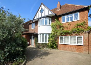 Thumbnail 4 bed property for sale in Fairfax Road, Teddington
