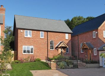 Thumbnail 3 bed detached house for sale in Aubyns Wood Rise, Ashley, Tiverton