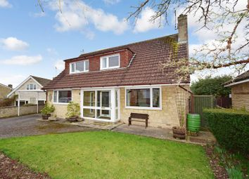 Thumbnail 4 bed detached house for sale in Springfield Crescent, Sherborne