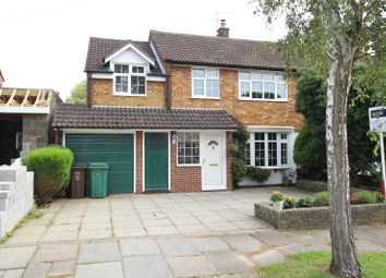 Thumbnail 4 bed semi-detached house for sale in Flinders Close, St. Albans, Hertfordshire