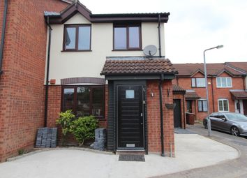 Thumbnail 3 bed terraced house to rent in Hawkins Close, Borehamwood