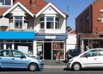 Thumbnail Retail premises for sale in Victoria Road West, Thornton-Cleveleys