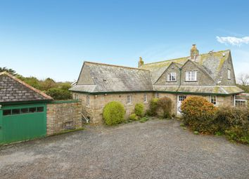 Thumbnail 4 bed detached house for sale in Johns Corner, Rosudgeon, Penzance, Cornwall