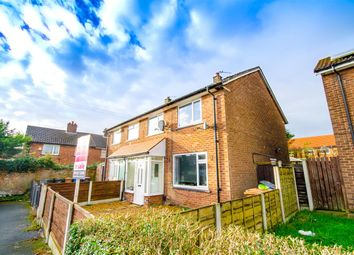 Thumbnail 3 bed semi-detached house for sale in Moss Brook Drive, Little Hulton, Manchester