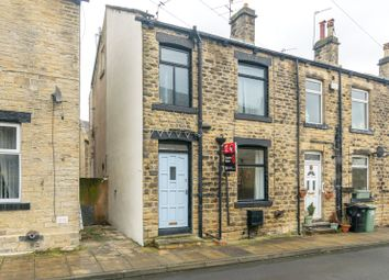 Thumbnail 1 bed end terrace house for sale in Providence Street, Farsley, Pudsey, West Yorkshire