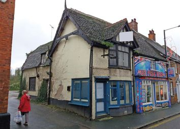 Thumbnail Commercial property for sale in Newland Street, Witham