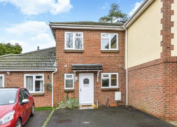 3 bed terraced house for sale in Woodlands Way, Andover SP10