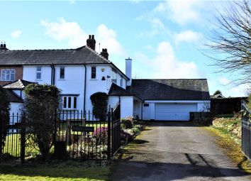 Thumbnail 3 bed semi-detached house for sale in High Street, Harlaxton, Grantham