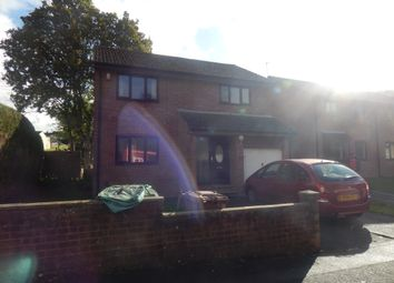 Thumbnail 4 bed detached house to rent in Borrowdale Close, Plymouth