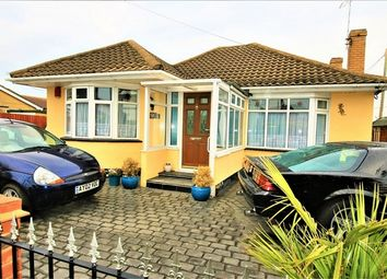Thumbnail 2 bed detached bungalow for sale in Crescent Road, Canvey Island, Essex