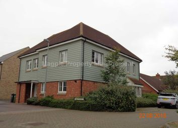 Thumbnail 4 bed detached house to rent in Fox Covert, St. Neots