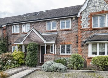 Thumbnail 2 bed terraced house to rent in Southlands Drive, London