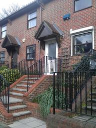 Thumbnail 2 bedroom terraced house to rent in Ploughmans Close, London