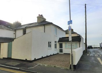 Thumbnail 4 bedroom end terrace house for sale in Martello Terrace, Sandgate, Folkestone
