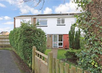 4 bed end terrace house for sale in Hereward Close, Romsey, Hampshire SO51