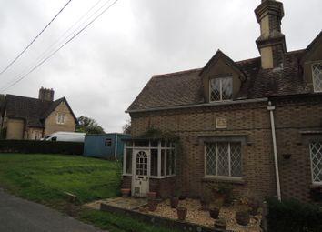 Thumbnail 2 bed semi-detached house for sale in Ashington Lane, Wimborne