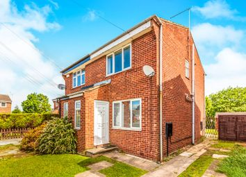 Thumbnail 2 bed semi-detached house for sale in Millais Rise, Flanderwell, Rotherham