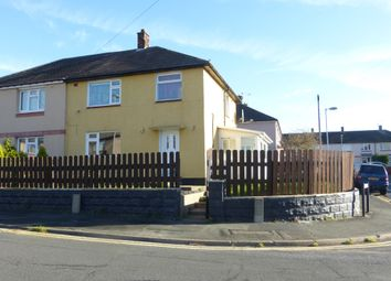 Thumbnail 3 bed semi-detached house for sale in Manor Farm Road, Scunthorpe