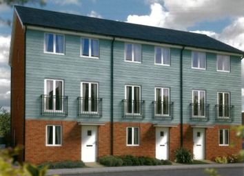 Thumbnail 3 bed terraced house for sale in Fordham Road, Soham, Ely