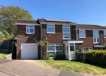 Thumbnail 5 bed terraced house for sale in Wallis Close, Wilmington, Dartford