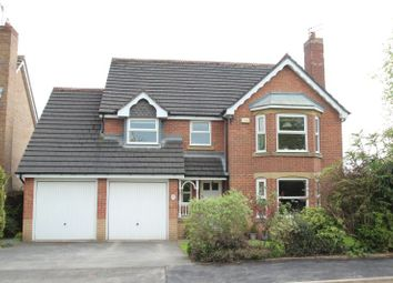 Thumbnail 4 bed detached house for sale in Oldbrook Fold, Timperley, Altrincham