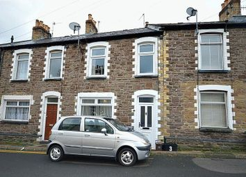 Thumbnail 2 bed terraced house for sale in High Street, Griffithstown, Pontypool